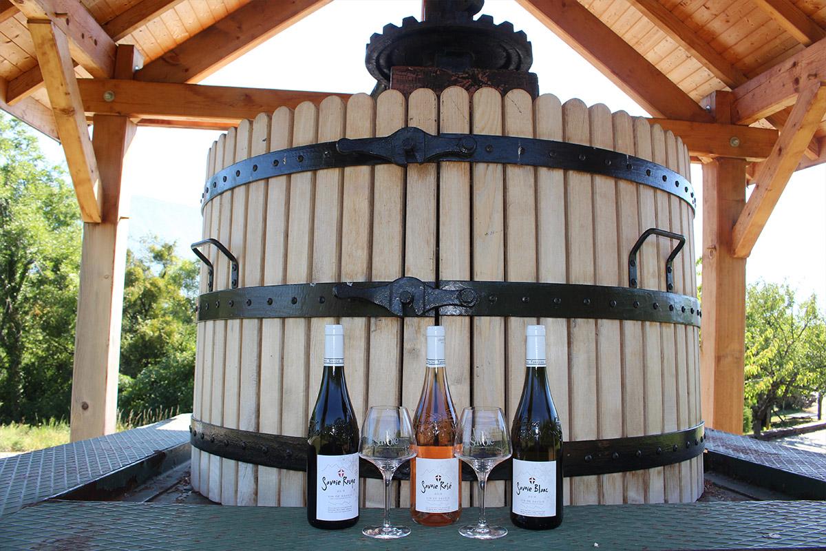 meilleurs vins de savoie